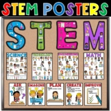 STEM Posters and Printables