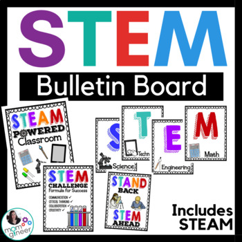 STEM Posters for the Classroom by Meredith Anderson - Momgineer ...