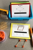 STEM- PreK an Kindergarten: Geometric Shapes activity