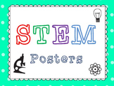 STEM, Prediction, and Conclusion Posters
