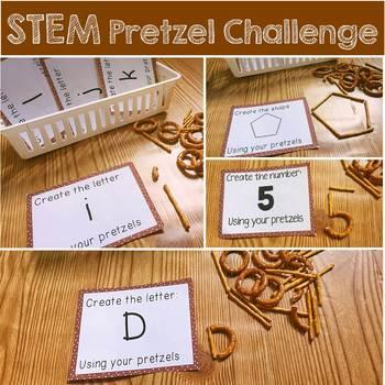 STEM Pretzel Challenge