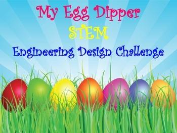 STEM Primary My Egg Dipper Engineering Design Challenge