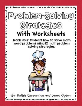 STEM Problem Solving Strategies