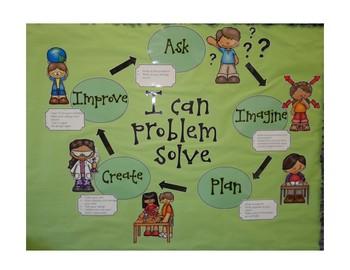 STEM Process Bulletin Board