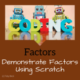 STEM Project Based Learning: Math Basic Operations Factors