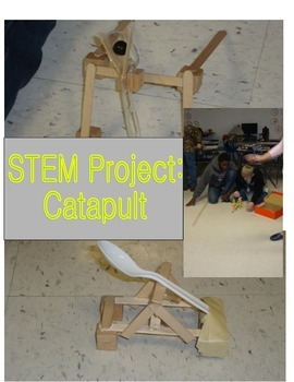 STEM Project: Catapult Kinetic and Potential Energy