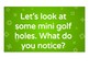 STEM Project- Design a Mini Golf Hole