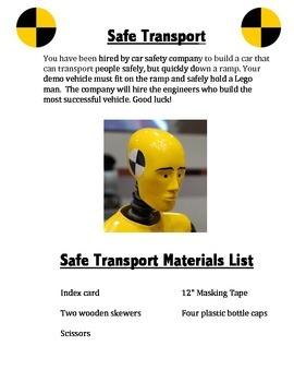 STEM Project Safe Transport