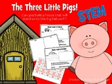 STEM Project: The Three Little Pigs!