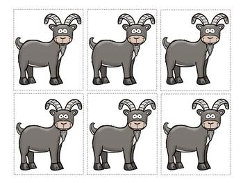 STEM Project: Three Billy Goat's Gruff