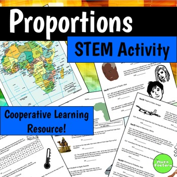 Proportions STEM Activity