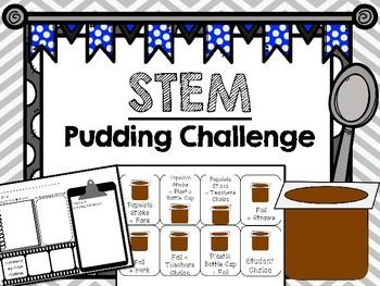 STEM Pudding Challenge
