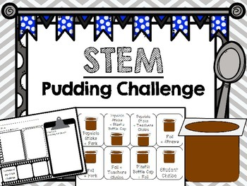 STEM Pudding Challenge