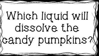 Pumpkin STEM Challenges 4 Upper Elementary