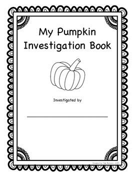 STEM Pumpkin Unit