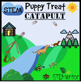 STEM Puppy Treat Catapult Challenge With Close Reading