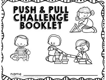 STEM Push and Pull Challenge