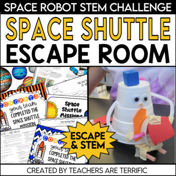 Escape Room with Space Shuttles