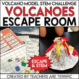 Escape Room Quest featuring Volcanoes