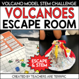 Volcanoes Escape Room