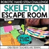 Escape Room with Skeletons