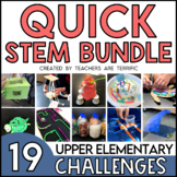 STEM Quick Challenge Bundle