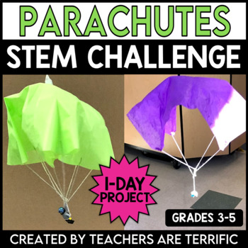 STEM Quick Challenge Parachutes