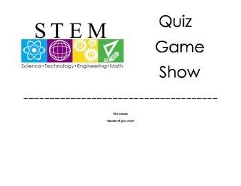 STEM Quiz Game Show
