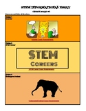 STEM INFORMATIONAL ESSAY CHOICE BOARD