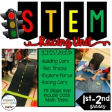STEM Race Car First and Second Grade Pack