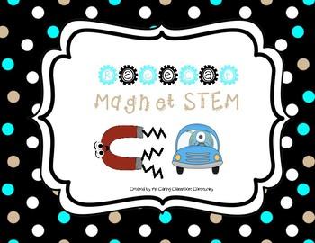 STEM Race Car Magnet Challenge