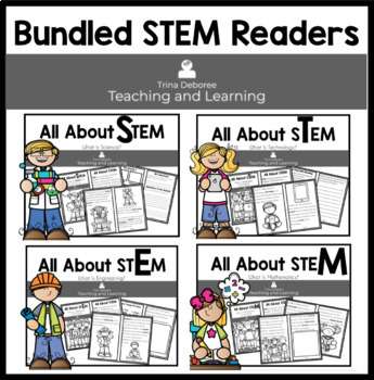 STEM Readers BUNDLE