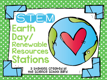 STEM Renewable Resources/Earth Day Stations