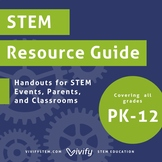 STEM Resource Guide & Handouts