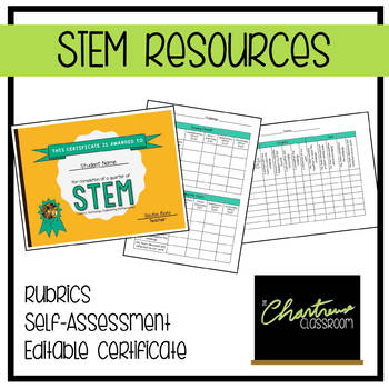 STEM Resources - Certificate and Rubrics