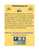STEM Resources for the Classroom