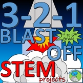 STEM: Rockets - wind, water and chemical reactions (Science Forces)