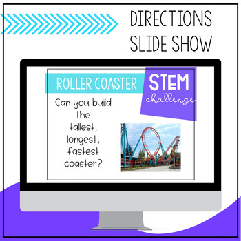 STEM Roller Coaster Challenge