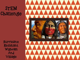 STEM: SC Native American  Hurricane Resistant Wigwam Challenge