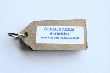 STEM STEAM Activities