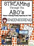 STEM, STEAM Engineering Alphabet Challenges all YEAR! (26 WEEKS of Challenges)