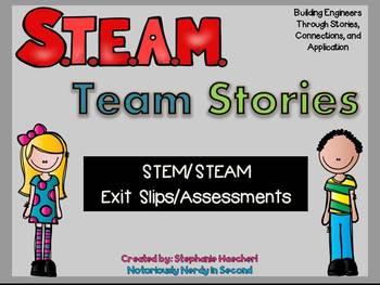 STEM/STEAM Assessments/Exit Slips