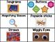 STEM - STEAM Basket Labels