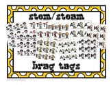 STEM/ STEAM Brag Tags