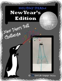 STEM STEAM Challenge: January New Year's Ball Edition