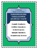 STEM, STEAM, Engineering Challenges BUNDLE PACK #1