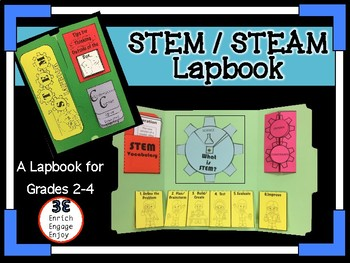 STEM STEAM Lapbook