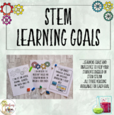 STEM Learning Goals for every lesson!