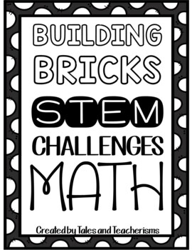 STEM / STEAM Building Blocks Math Challenges