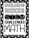 LEGO Challenges for kids: STEM / STEAM Building Blocks Mat